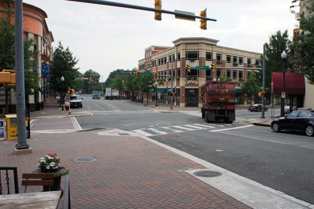 livable, walkable street
